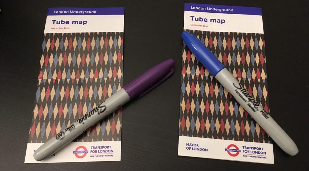 Tube Maps